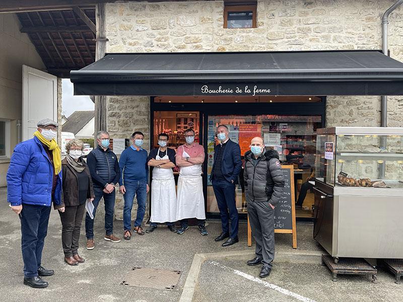 À la rencontre des Bouchers Charcutiers de l'Oise